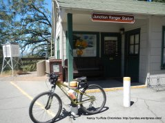 at Junction Ranger Station