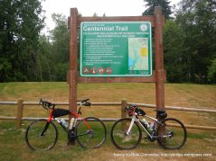 Centennial Trailhead