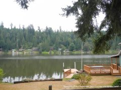 Ohop Lake