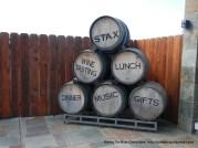 Stax barrels