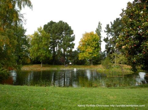 Orindawoods pond