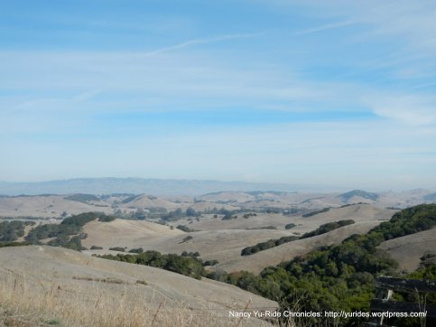 Petaluma valley views