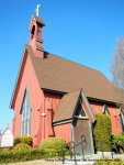 St Stephen's Episcopal Church 1867