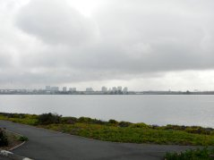 view of Oakland