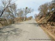 Cross Canyon-rolling climbs