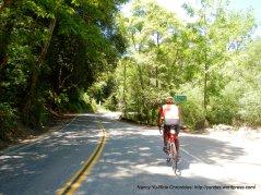 descend Redwood Rd to Pinehurst