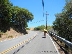 Pt Reyes Petaluma Rd-climb to Black Mtn Ranch