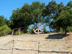 Deer Hill Rd-peace sign