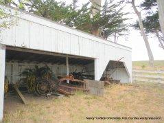 wagon shed