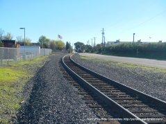 UPRR tracks