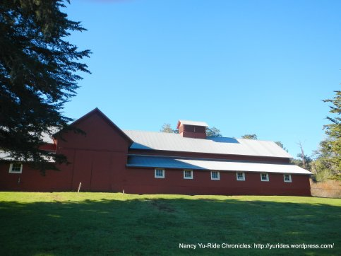 bear valley barn
