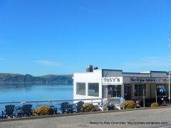 tony's-tomales bay