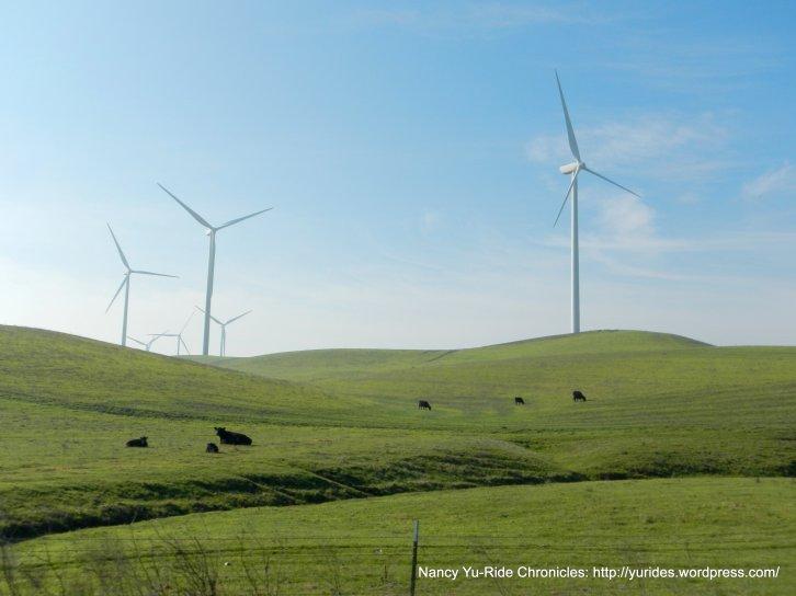 montezuma hills turbines