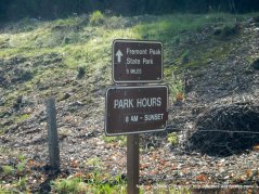to fremont peak state park