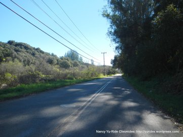 san miguel canyon rd