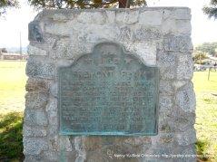 fremont peak memorial way-mark