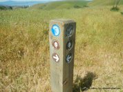 go straight-soaring eagle trail