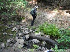 cross san pablo creek