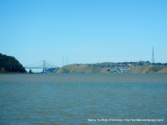view carquinez bridge