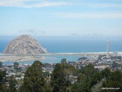 black hill trail-morro bay view