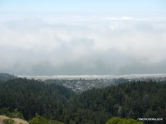 view of stinson beach