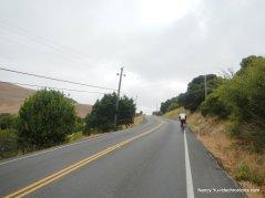 red hill climb