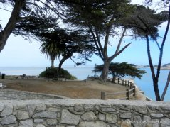 lovers point park area