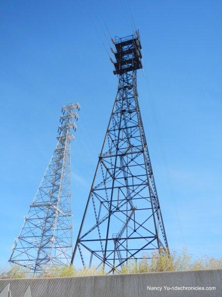 carquinez towers