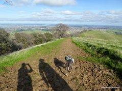 ridge trail