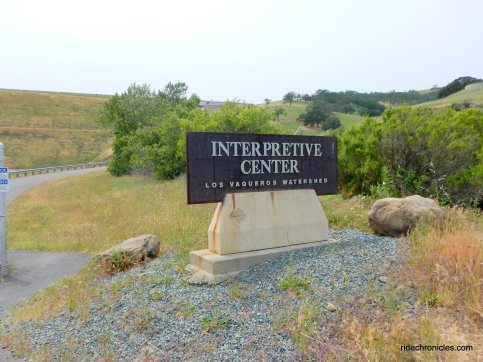 interpretive center
