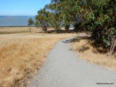 beach access trail