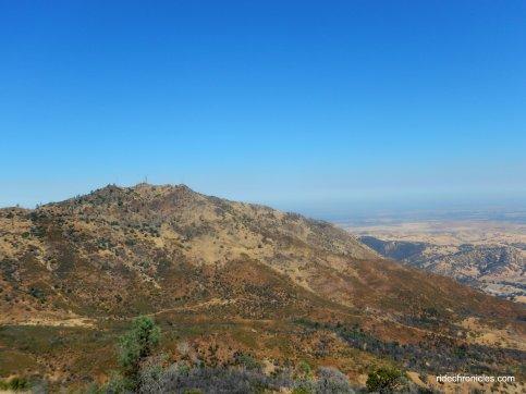 north peak trail views