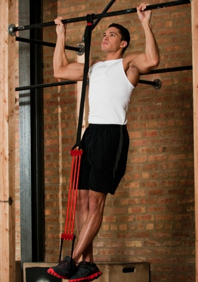 Band-Assisted Pull-ups
