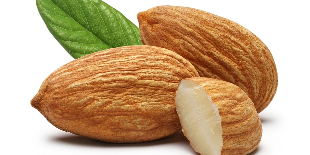 The 12 Best Vegan Protein Sources - Almonds