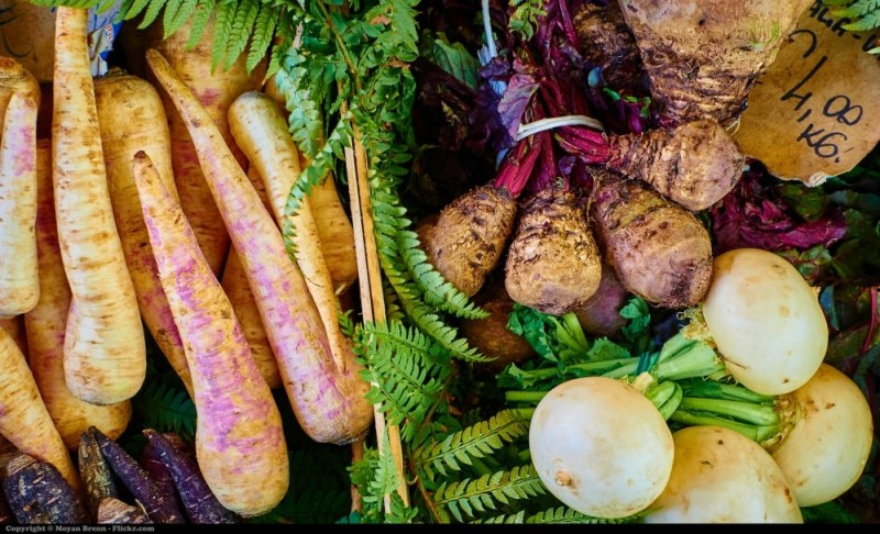 Plant-based vegetables