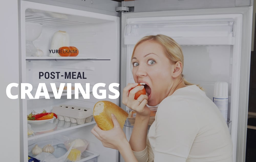 How to stop post meal food cravings yuri elkaim