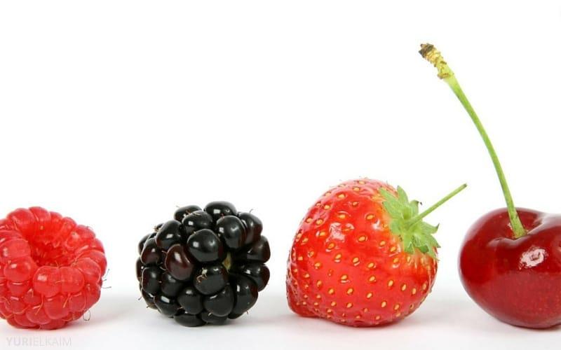 4 Good Carbs - Berries