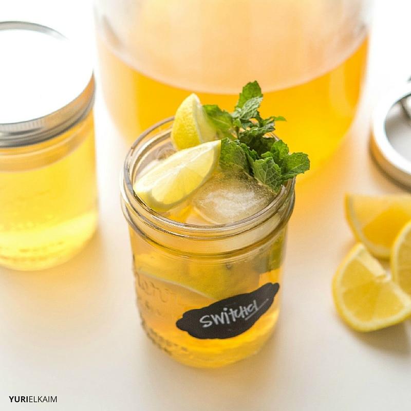Switchel: The Apple Cider Vinegar Detox Drink   Yuri Elkaim