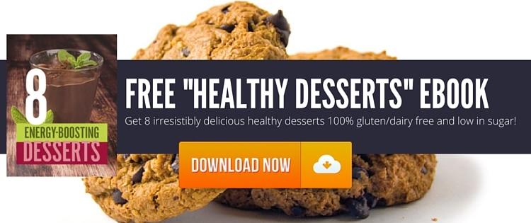 8 Energy Boosting Desserts