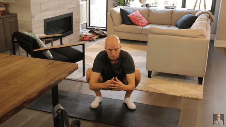 Deep Squat Position