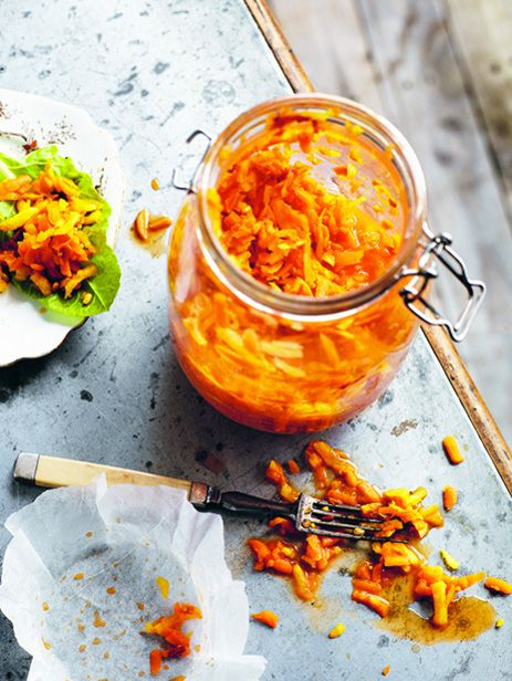 8 Probiotic Rich Food Recipes You Should Add To Your Diet-Indian Kimchi - Sarah Wilson