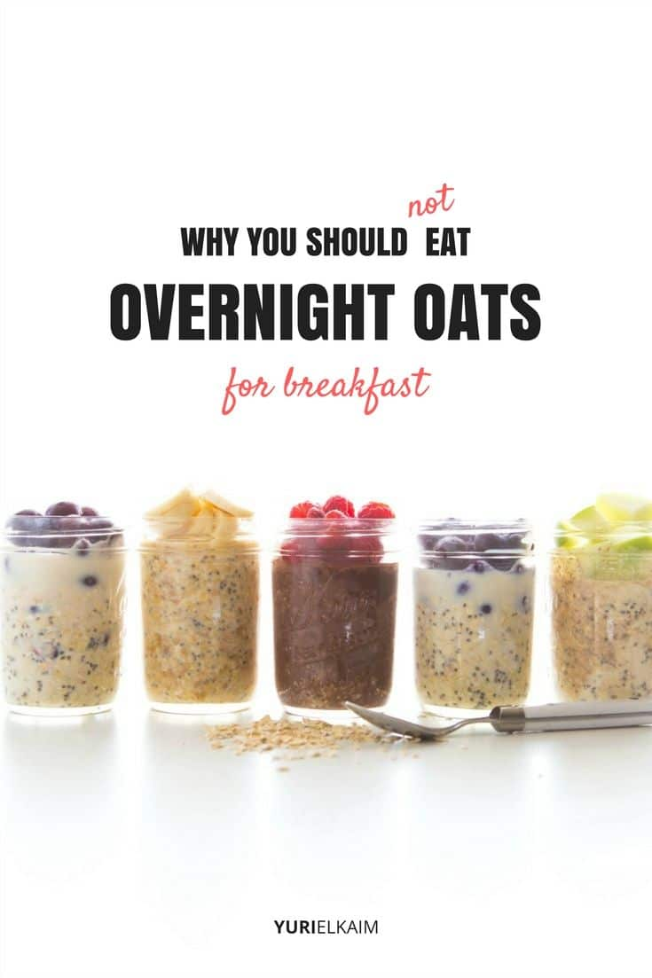 Add a layer of peaches. Why You Should Not Eat Overnight Oats in the Morning