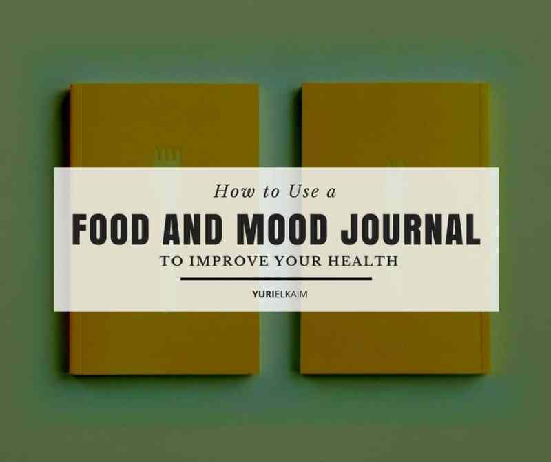How to Use a Food and Mood Journal to Improve Your Health