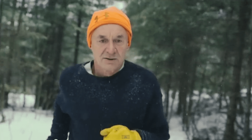 Why We Run: Bernd Heinrich [Video]