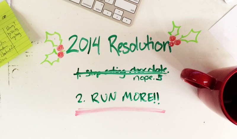 2014 Resolution - Run More