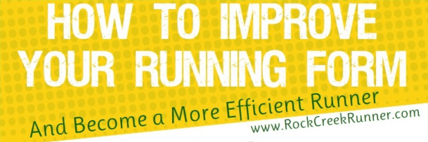How to Improve Your Running Form [Infographic]