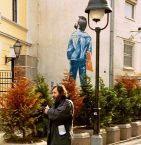 Yuri Martins Fontes / Sérvia - 2007 / Belgrado: Barbudos