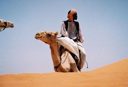 Yuri Martins Fontes / Sudão-2007 / Méroe: Cara a cara / Terra dos núbios / Alto Egito - Saara