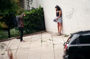 Yuri Martins Fontes / Argentina-2011 / Buenos Aires: À moda do cinema