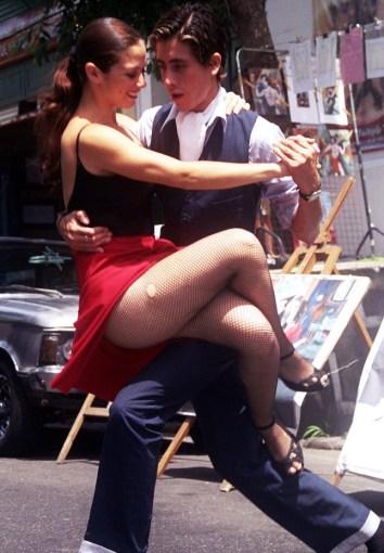 Yuri Martins Fontes / Argentina-2004 / Buenos Aires: Tango no Caminito / Boca